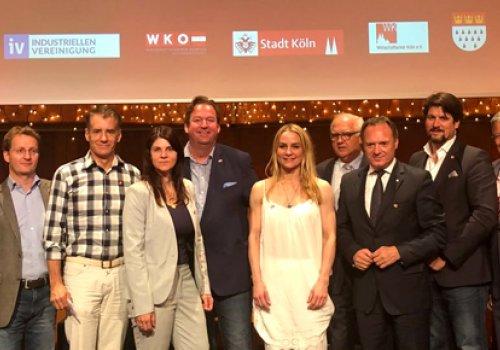 Medienagentur vom Wirtschaftsdialog in Kärnten