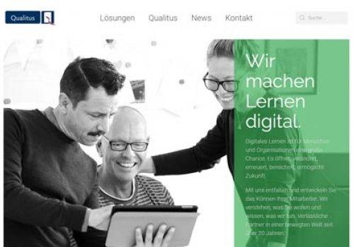 [News] Die neue Qualitus-Webseite ist online!